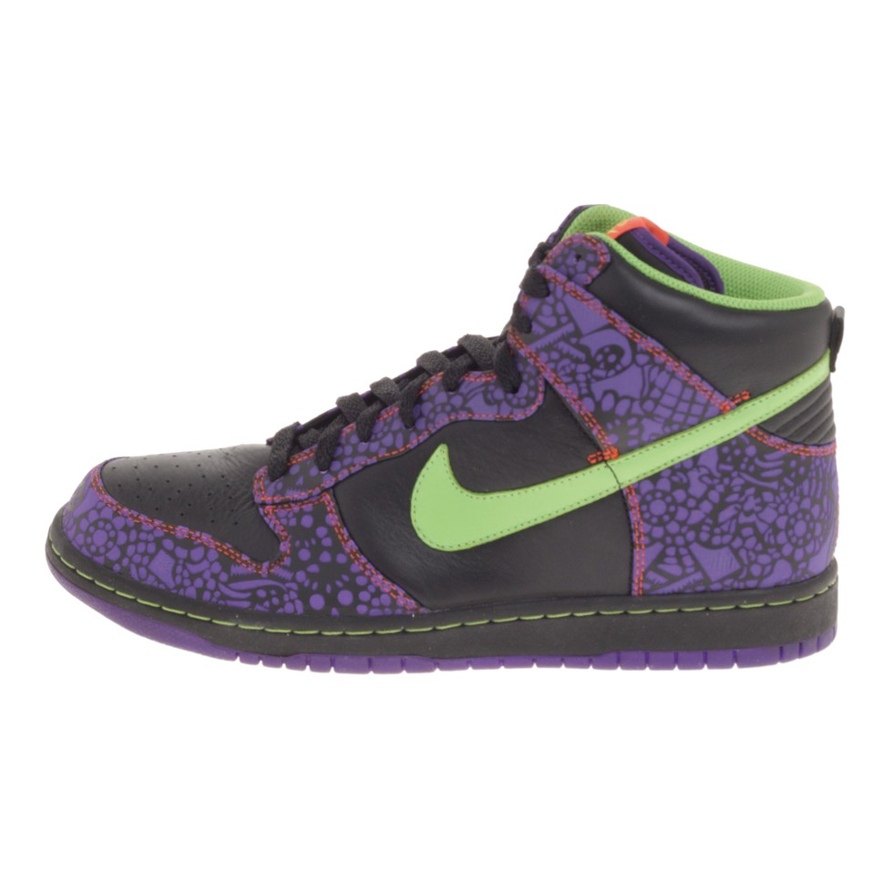 new product 16c9e bd0a3 Nike - Dunk High Premium Day Of The Dead