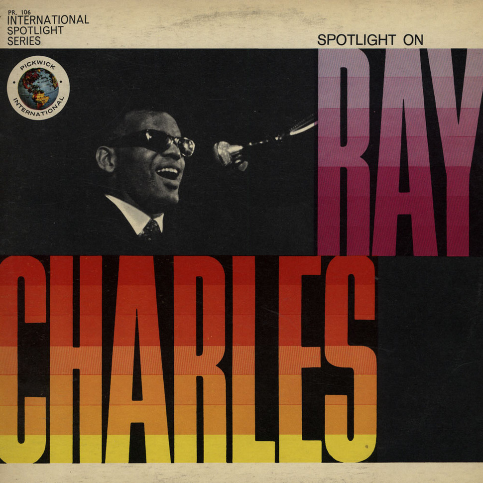 Ray Charles - Spotlight on Ray Charles