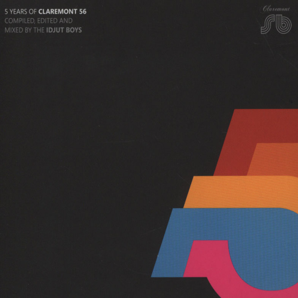 V.A. - 5 Years Of Claremont 56