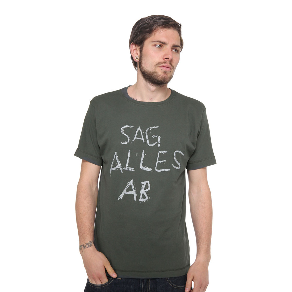 Tocotronic - Sag Alles Ab T-Shirt