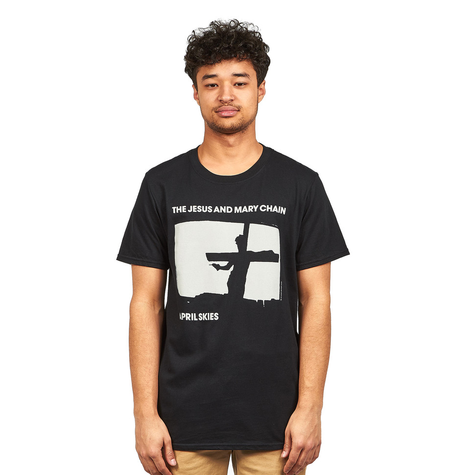 Jesus And Mary Chain, The - April Skies T-Shirt