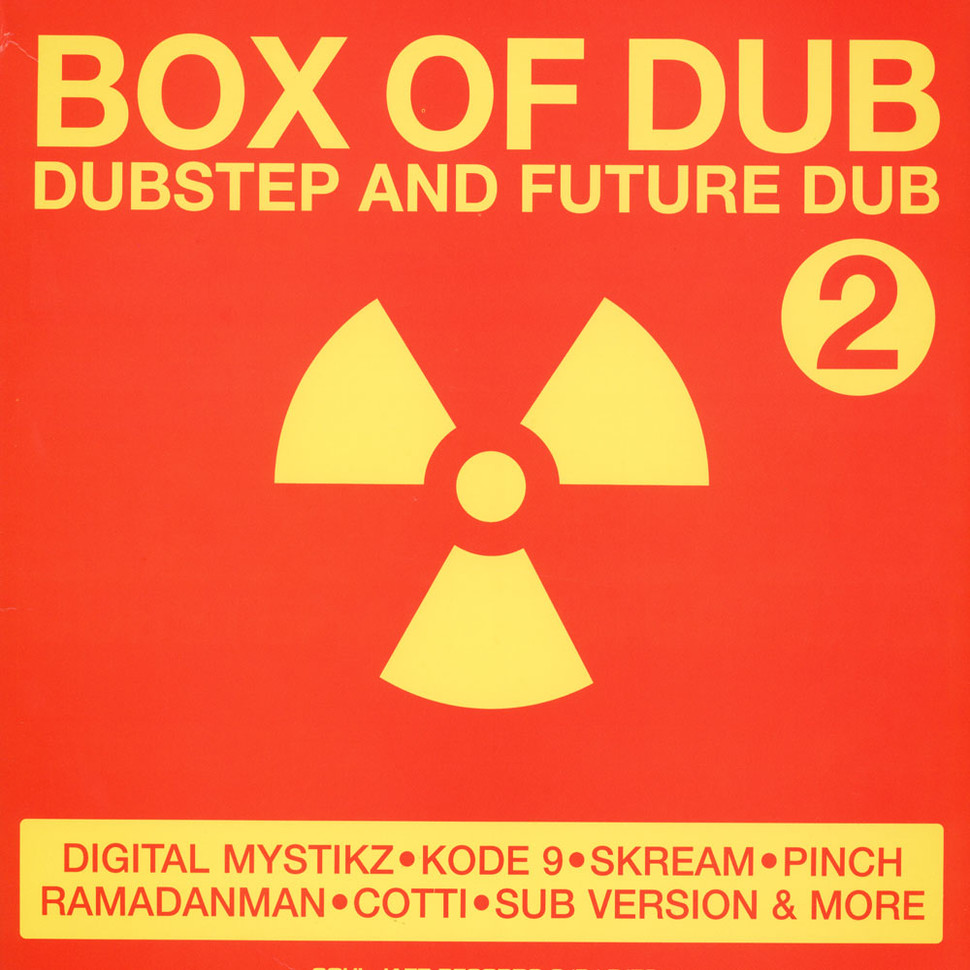 V.A. - Box Of Dub 2