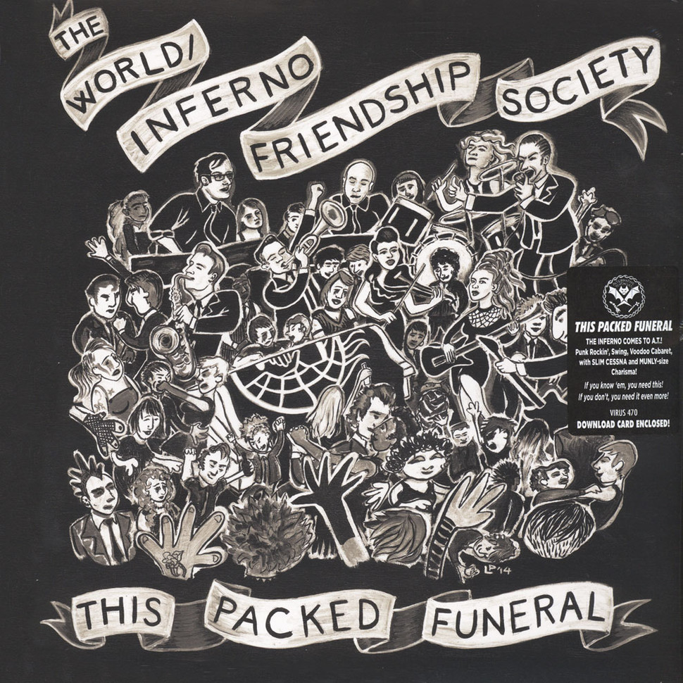 World / Inferno Freindship Society - This Packed Funeral