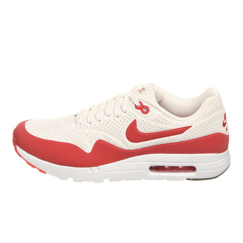 Nike Rubber Air Max 1 Ultra Moire, Trainers in White for Men