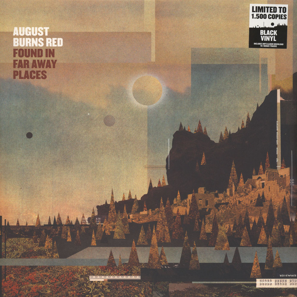 August Burns Red - Found In Far Away Places
