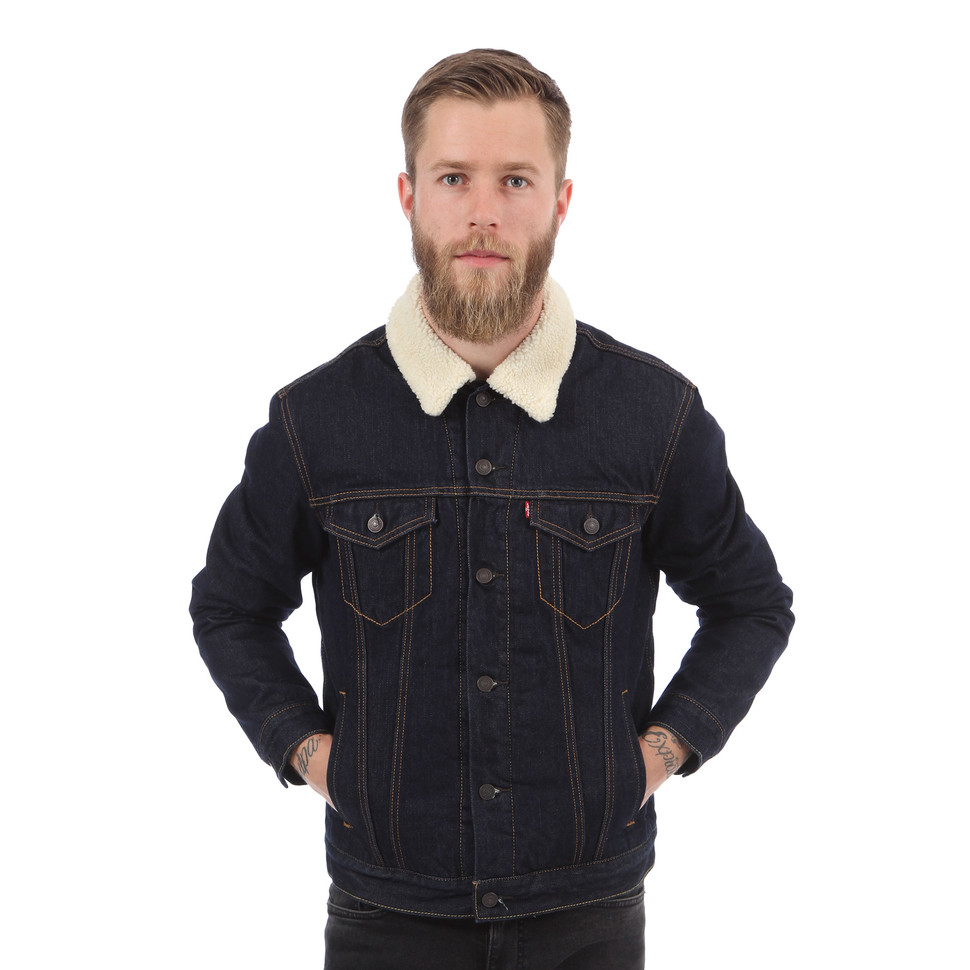 Levi's - Good Sherpa Trucker Jacket