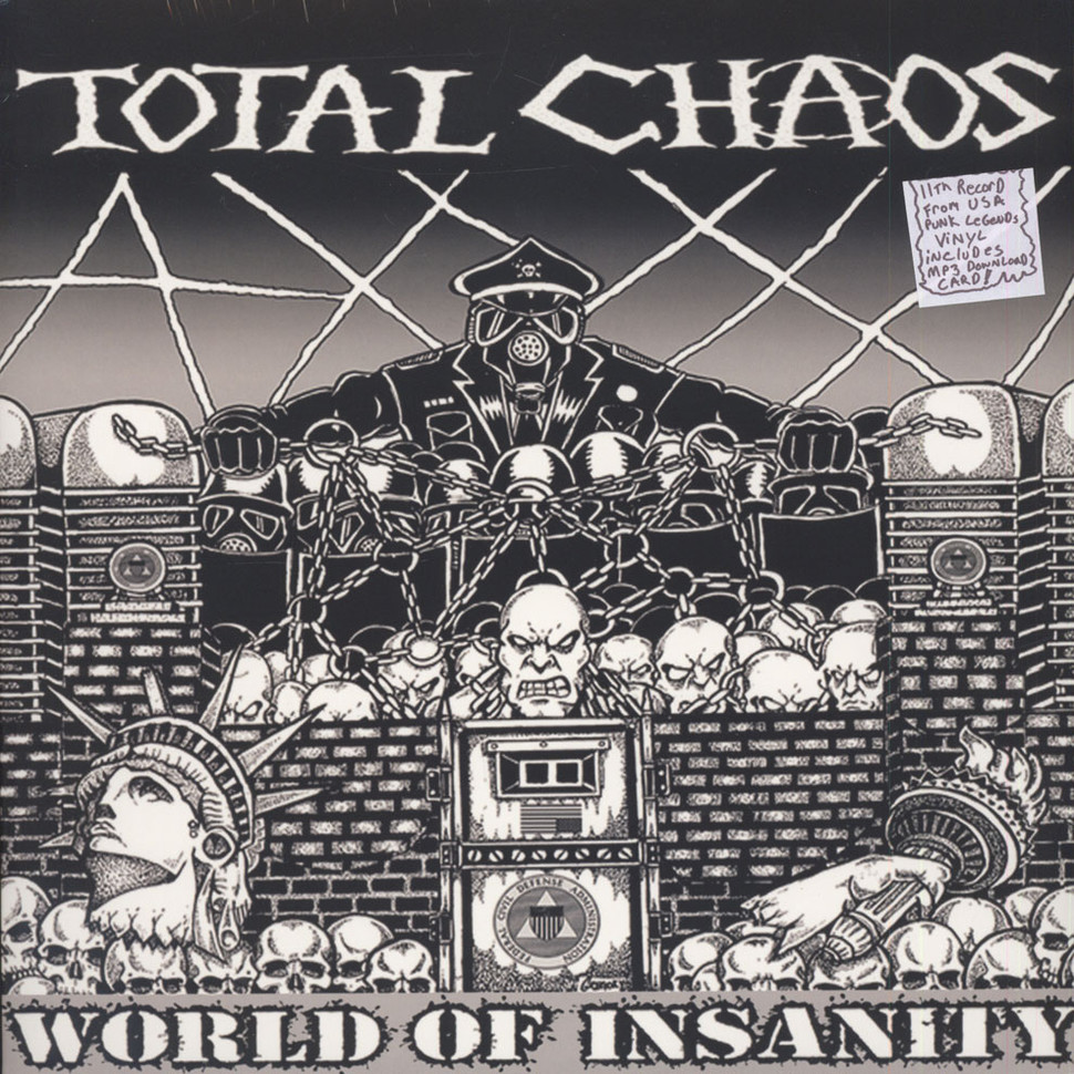Total Chaos - World Of Insanity