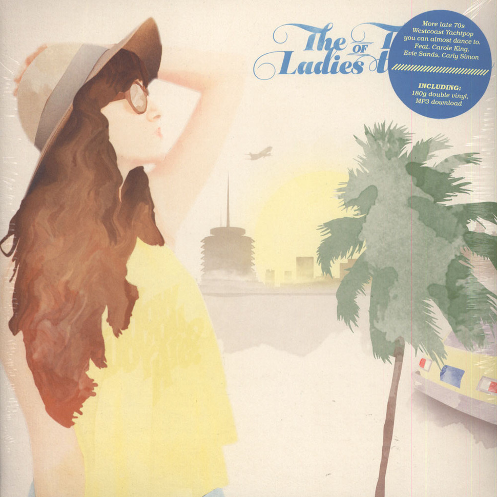V.A. - The Ladies Of Too Slow To Disco