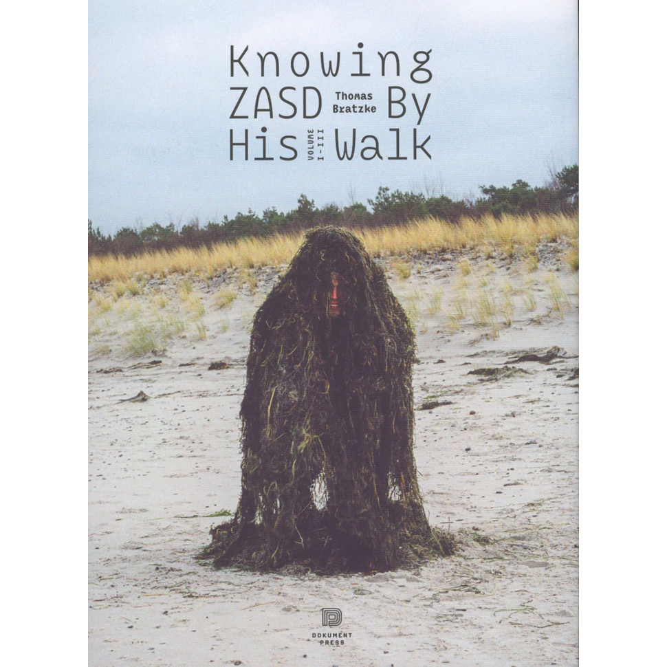 Rose Pacult - Knowing Zasd By His Walk Vol I-III