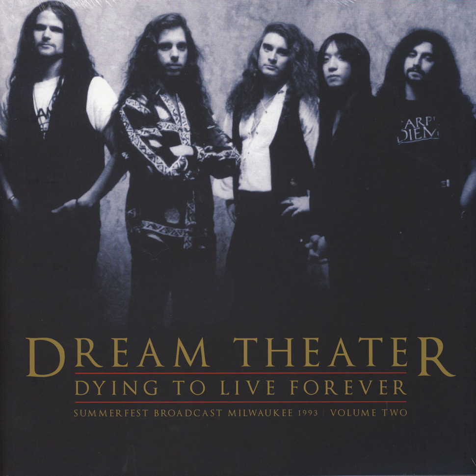 Dream Theater - Dying To Live Forever - Milwaukee 1993 Volume 2