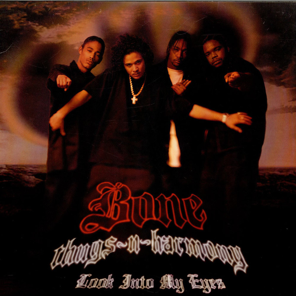 Bone Thugs N Harmony Look Into My Eyes Vinyl 12 1997 Us