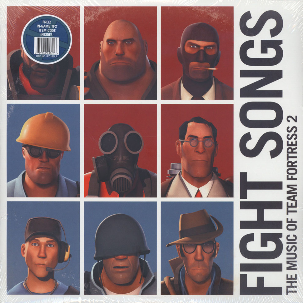 Valve Studio Orchestra - OST Fight Songs: The Music of Team Fortress 2