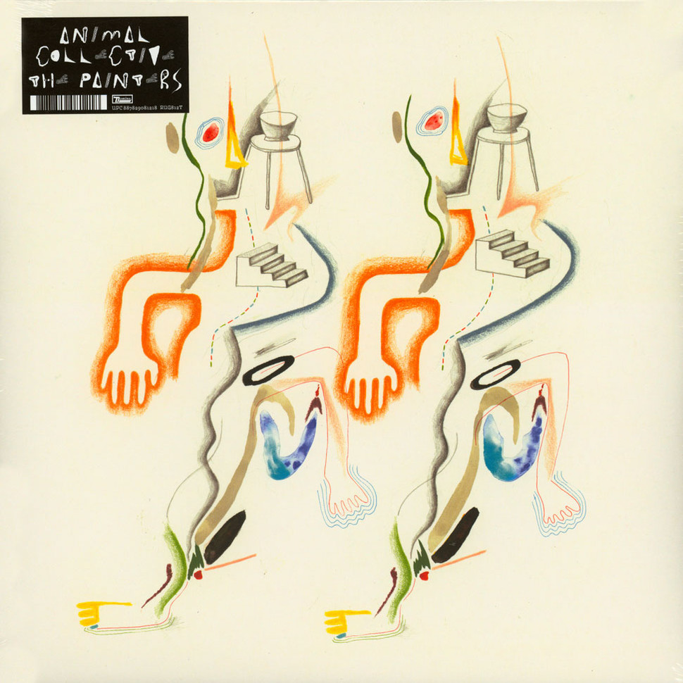 Animal Collective - The Painters EP