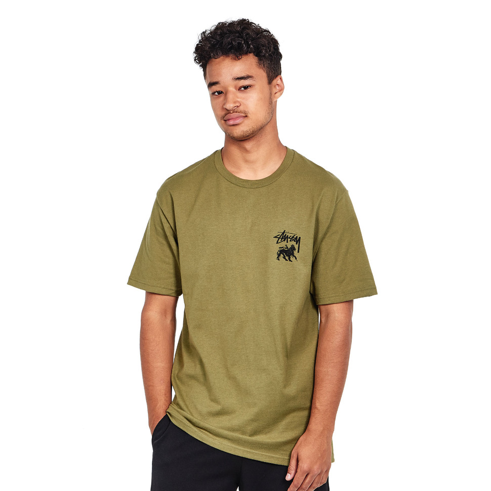 Stüssy - Stock Lion T-Shirt