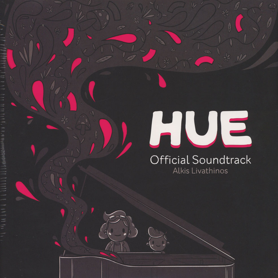 Alkis Livathinos - OST Hue Colored Vinyl Edition