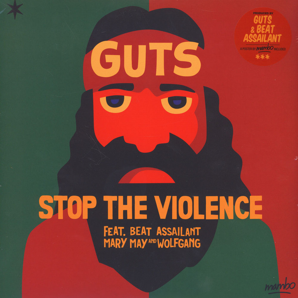 Guts - Stop The Violence EP