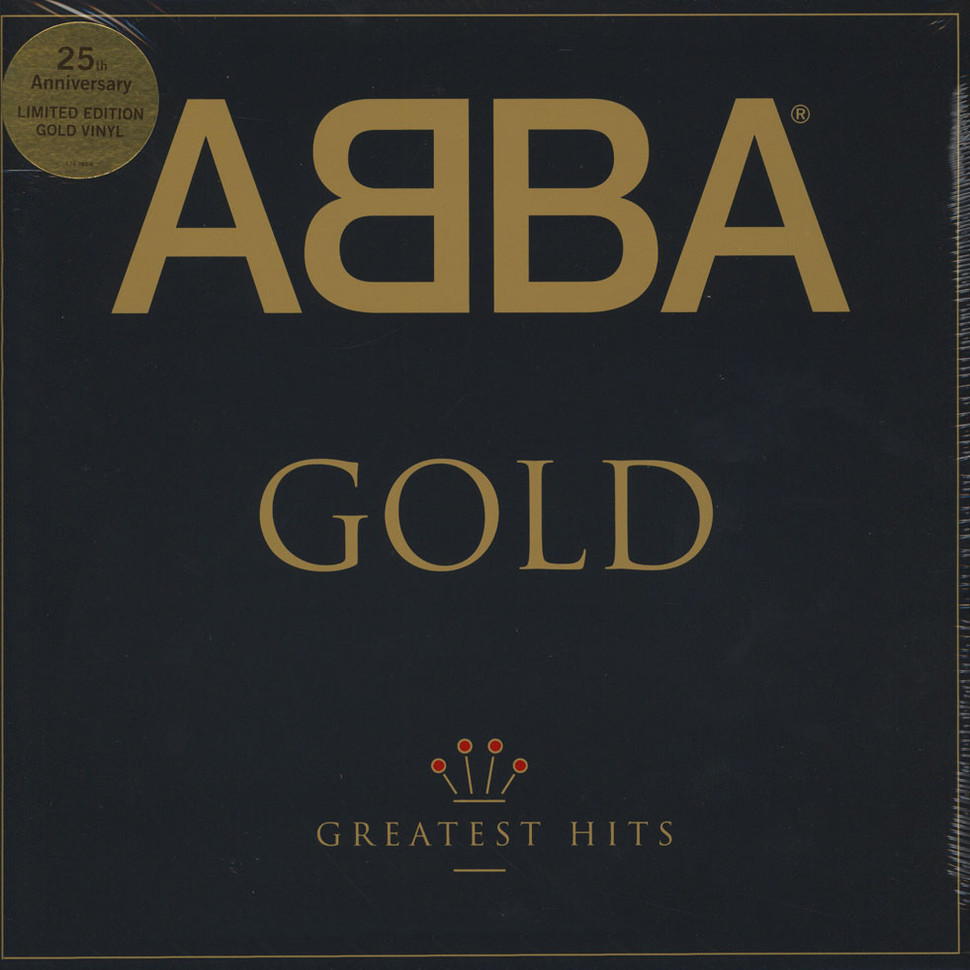 ABBA - Gold: Greatest Hits 25th Anniversary Edition