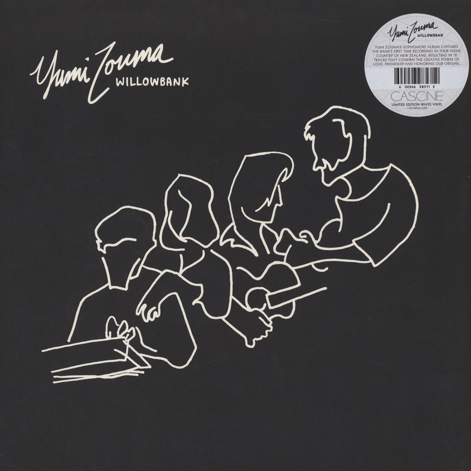 Yumi Zouma - Willowbank White Vinyl Edition