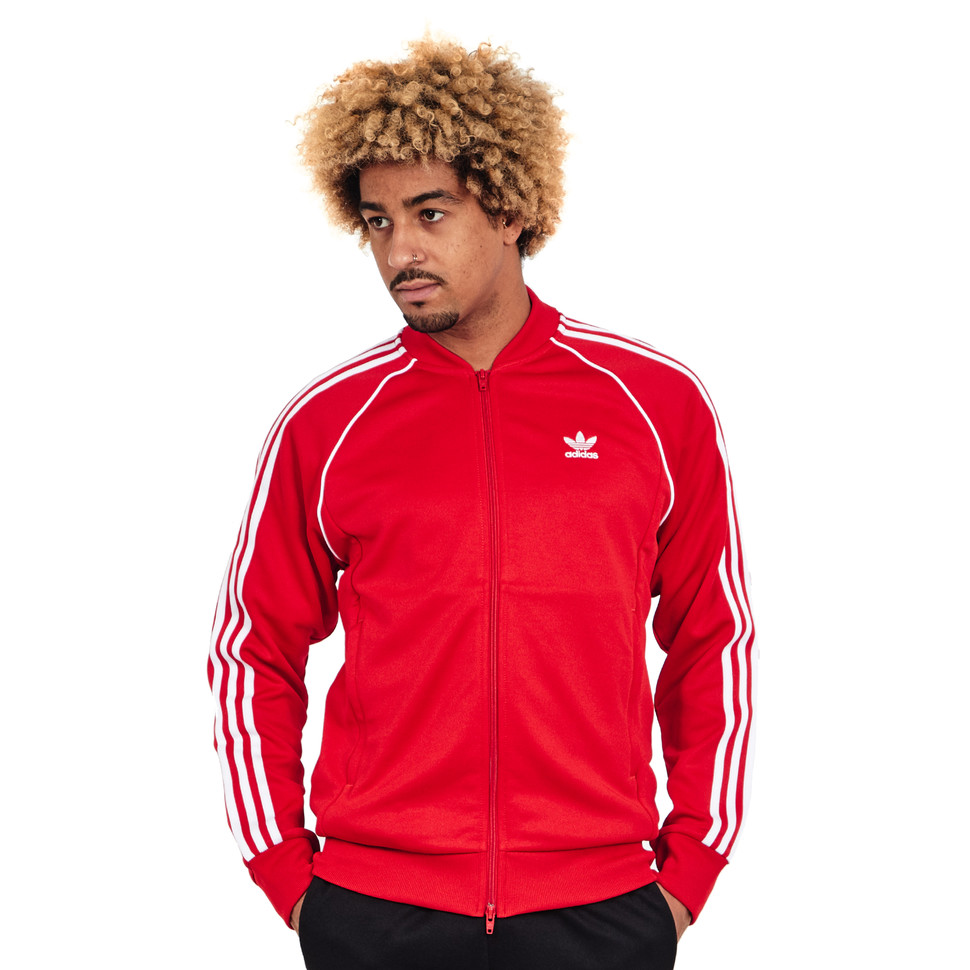adidas SST Track Top S