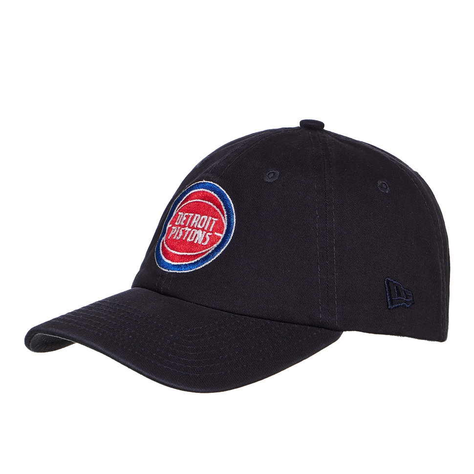New Era - Detroit Pistons Washed NBA 9Forty Cap
