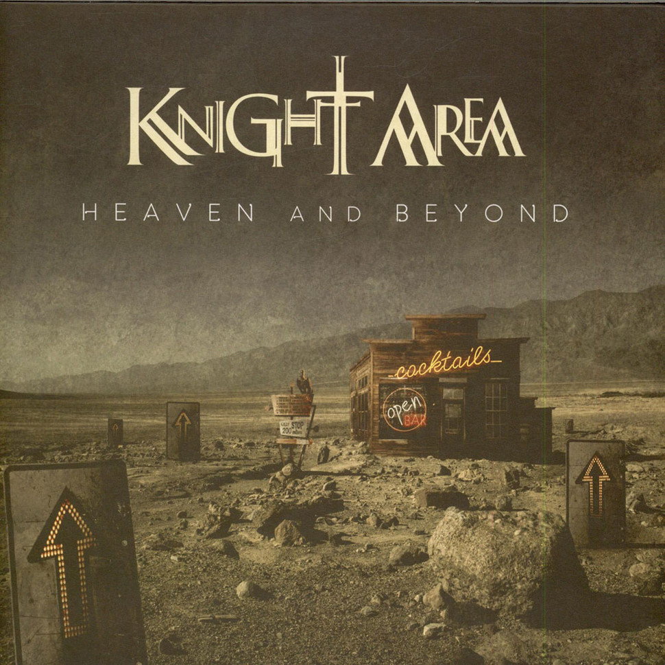 Knight Area - Heaven And Beyond