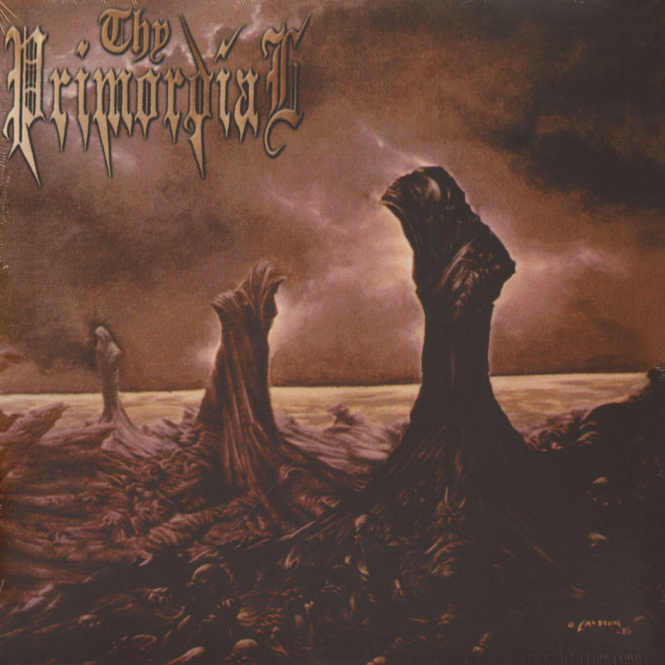 Thy Primordial - The Heresy Of An Age Of Reason