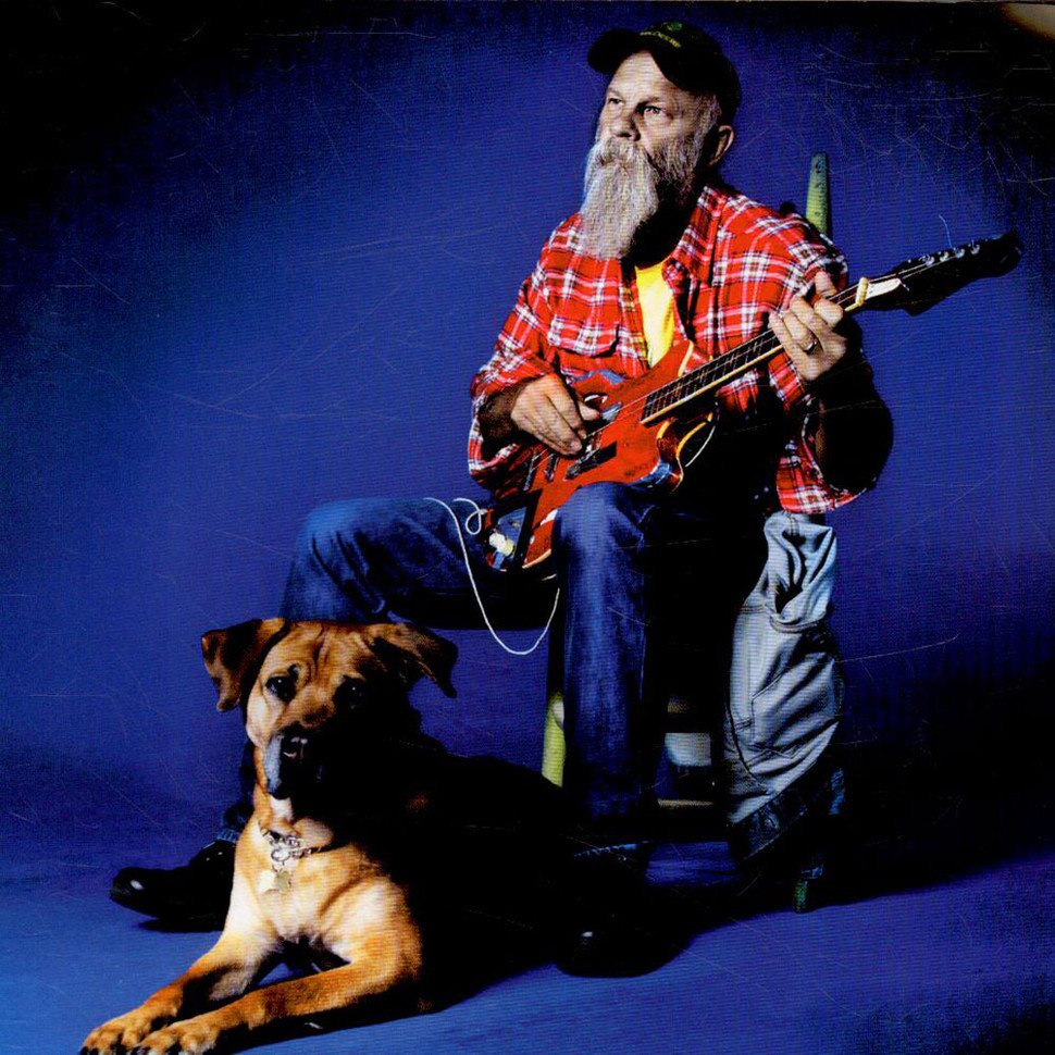 Seasick Steve - Write Me A Few Lines