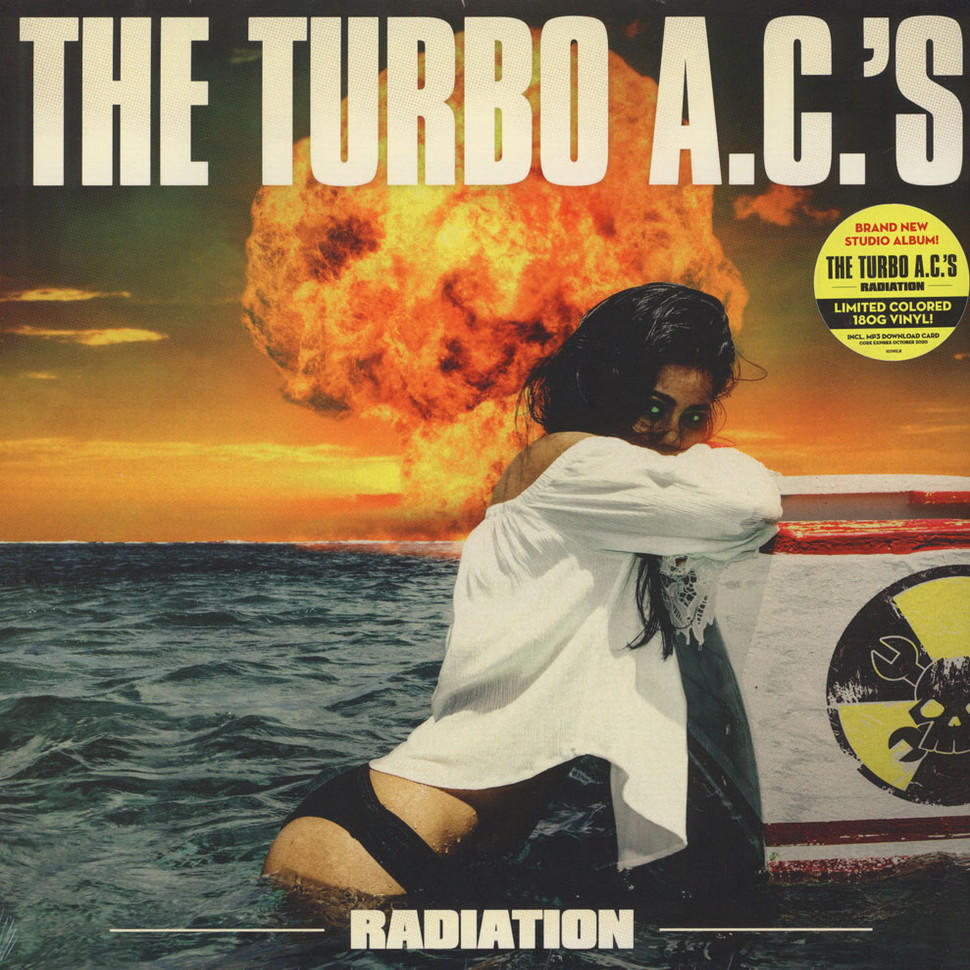 Turbo A.C.´s, The - Radiation