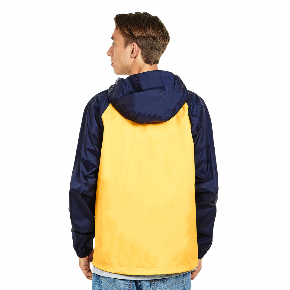 Patagonia - Torrentshell Pullover Navy Blue   Rugby Yellow Jacke ... 15e933a0b6