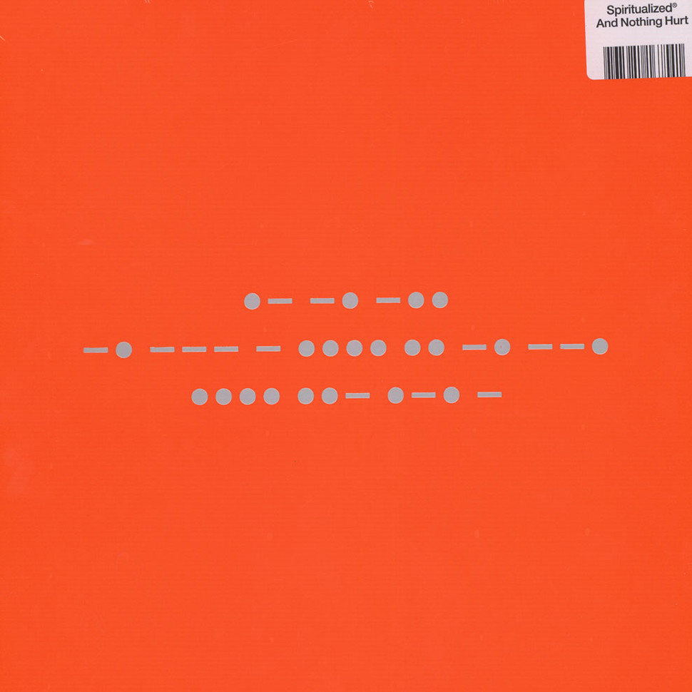 Spiritualized - And Nothing Hurt Colored Deluxe Vinyl Edition