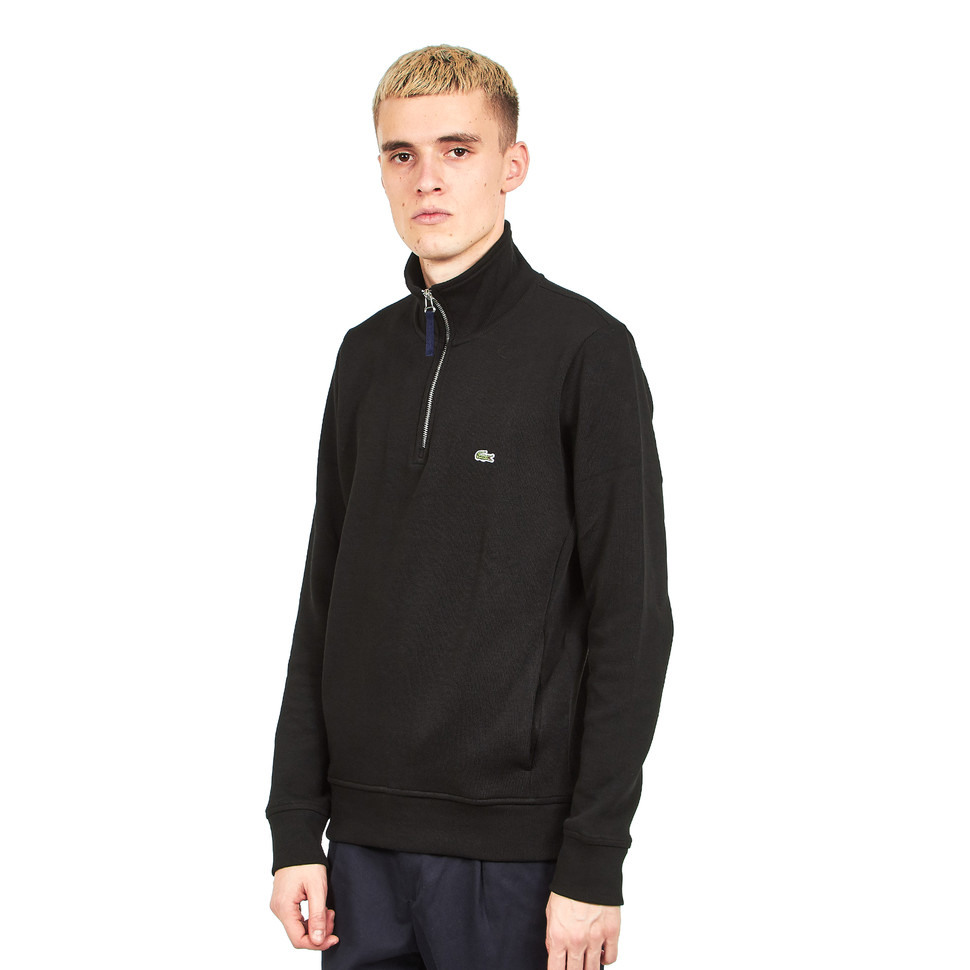Lacoste - Rib Interlock Sweatshirt