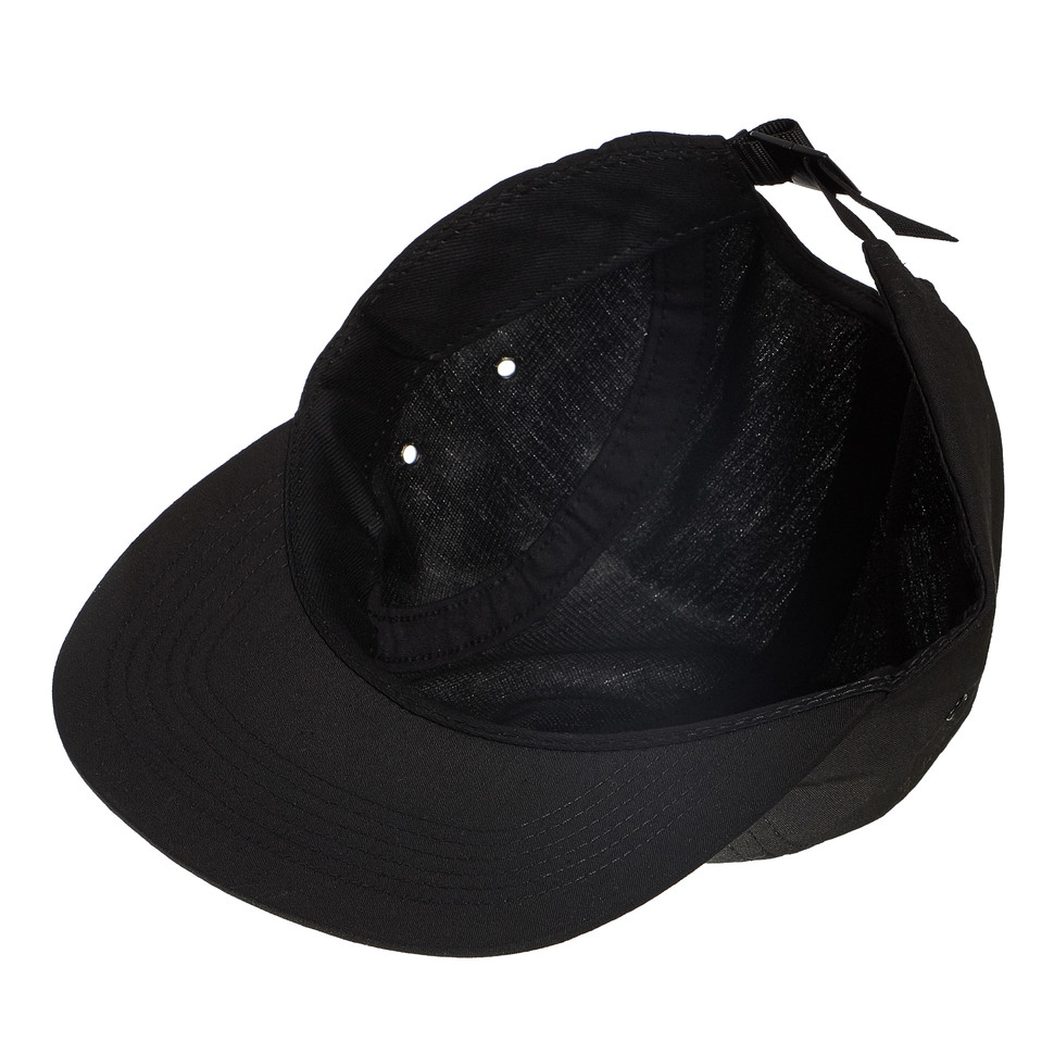 3ef37a6663694 The Quiet Life - Foundation 5 Panel Camper Hat Black Mütze Cap