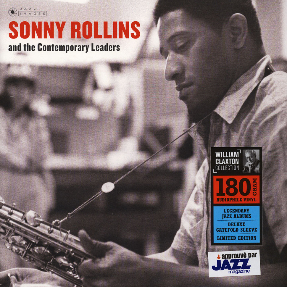 Sonny Rollins - Sonny Rollins And The Contemporary Leaders Gatefold Sleeve Edition