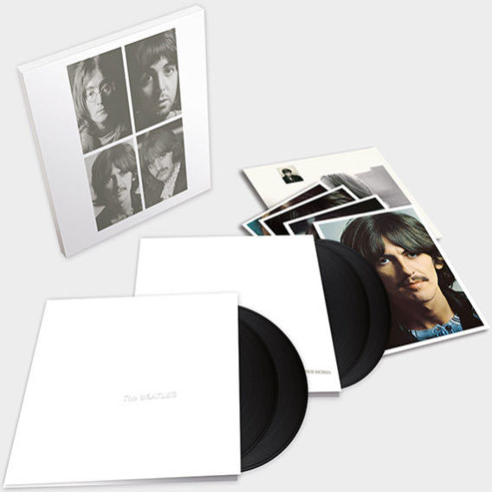 Beatles, The - The Beatles White Album 50th Anniversary Deluxe Edition
