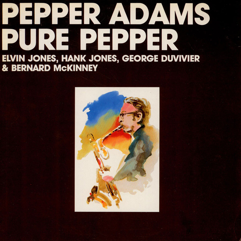 Pepper Adams - Pure Pepper
