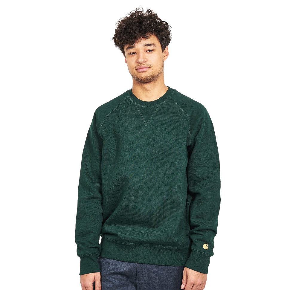 new lifestyle quality products new products Carhartt WIP - Chase Sweatshirt - S