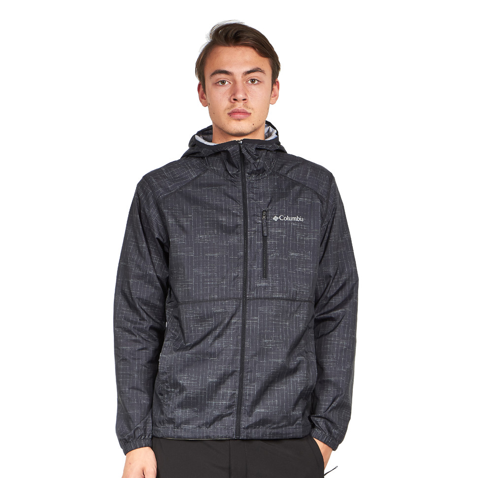Columbia Flash Forward Windbreaker Print Veste Coupe-Vent Imprim/ée Homme