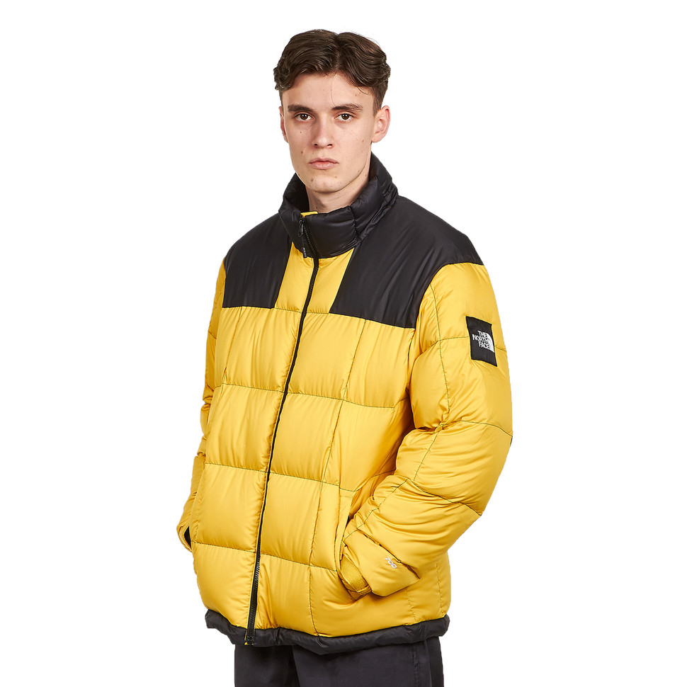 architetto giornale solo  The North Face - Lhotse Jacket (Bamboo Yellow) | HHV