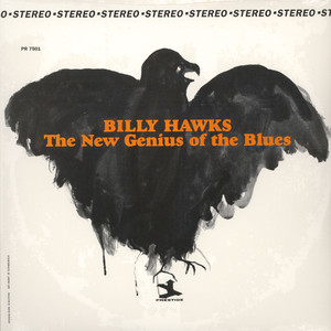 Billy Hawks - The new genius of the blues