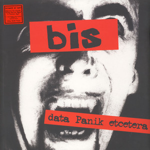 Bis - Data Panik Etcetera White Vinyl Edition