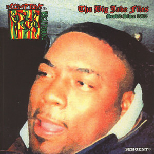 Comptons Righteous - Tha Big Jake Files - Sealed Since 1995 Lp
