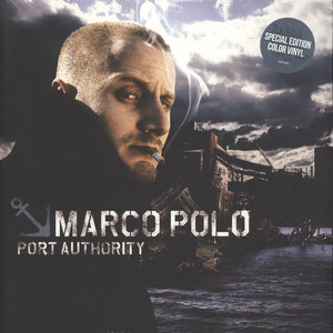 Marco Polo - Port Authority Deluxe Redux Blue Vinyl Edition