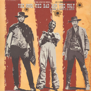 Ennio Morricone - OST Il buono, il brutto, il cattivo (The good, the bad and the ugly)