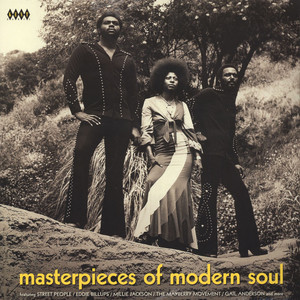 V.A. - Masterpieces Of Modern Soul