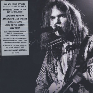 Neil Young - Official Release Series Discs 8,5-12