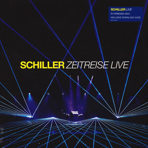 Schiller - Zeitreise - Live Colored Vinyl Edition