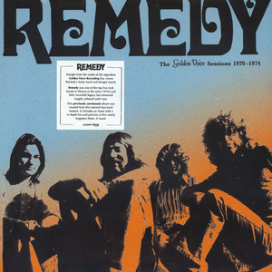 Remedy - The Golden Voice Sessions 1970-1974