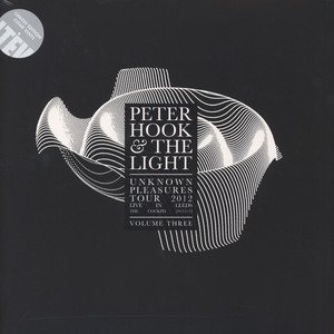 Peter Hook & The Light - Unknown Pleasures - Live In Leeds Volume 3