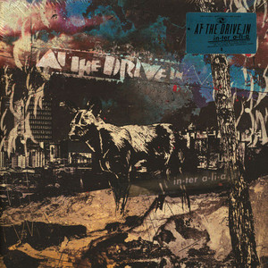 At The Drive-In - in.ter a.li.a Colored Vinyl Edition