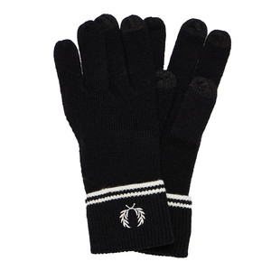 Fred Perry - Twin Tipped Lambwool Gloves